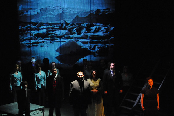 Frankenstein Phoenix Theatre (2009)