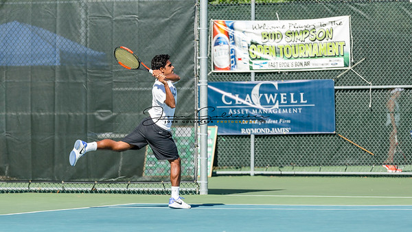Simpson Open Tennis Tournament 2017