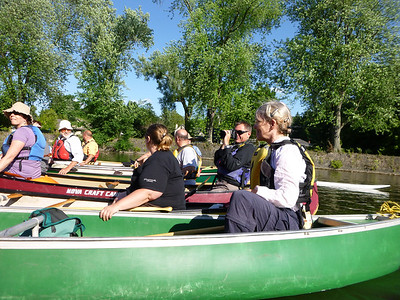 National Canoe Day 2012
