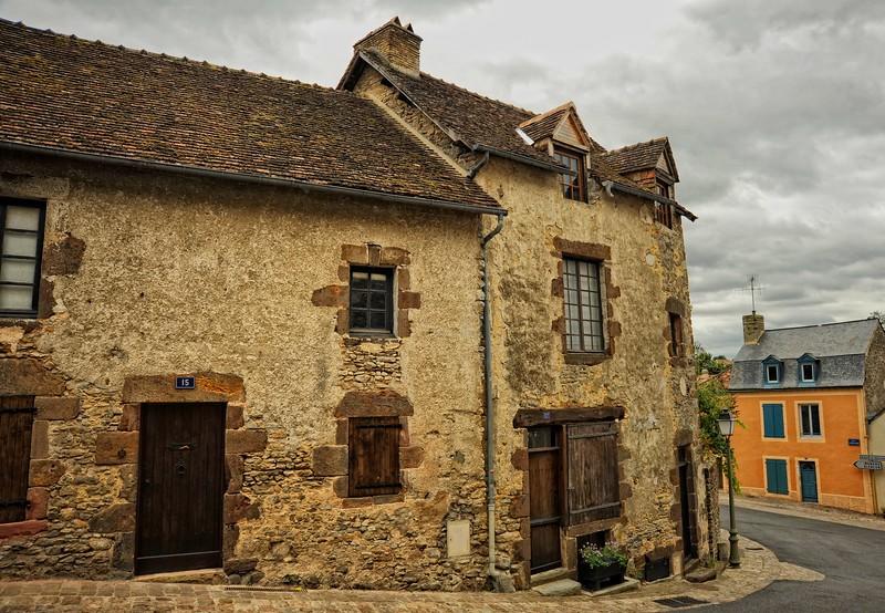 Fresnay-sur-Sarthe, France.