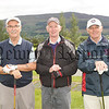 Frank Ryan, Brendan Browne and Oliver McDonald pictured at Cloverhill Golf Club. RS1532001