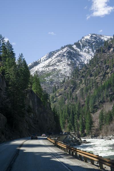 Dry Side of Cascade Range