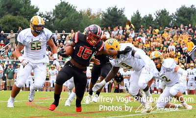 9/13/2019 Quince Orchard HS vs Damascus HS Varsity Football, Photos by Jeffrey Vogt Photography with Lisa Levenbach