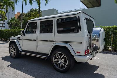 Mercedes Benz G63 All Photos