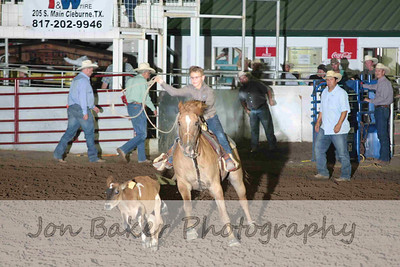 Day 3 - breakaway roping