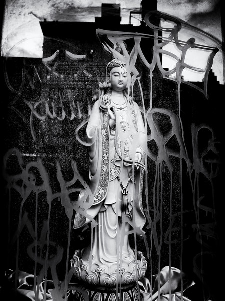 Religious Graffiti