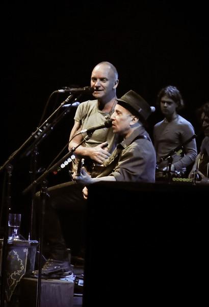 Sting & Paul Simon, Philadelphia, PA