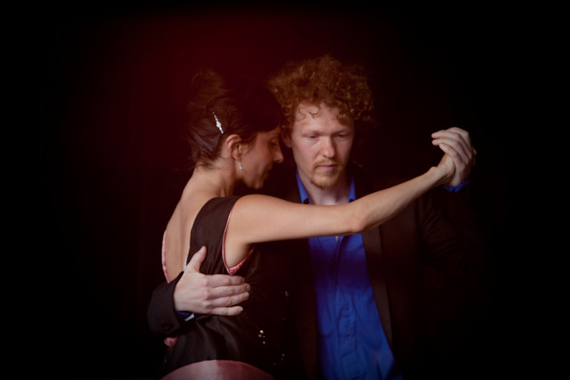 Tango : Ximena y Willem Photos Gotan