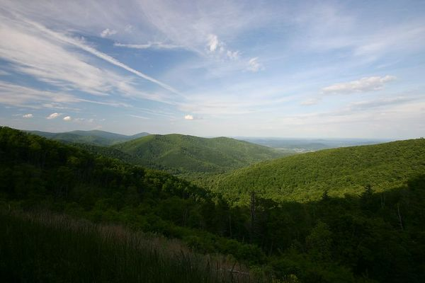 Shenandoah Mountains 2005