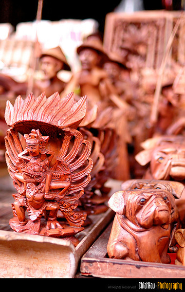Later on, we went to the Ubud market, and you will see a lot of potrait and faces that I capture here.