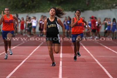 040910 Womens 100m