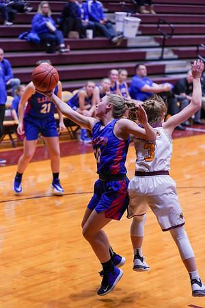 LB Girls JV Basketball at Kalida (2020-01-09)