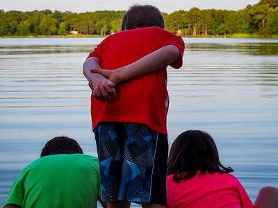 2019-06 - Lake Hawkins Vacation