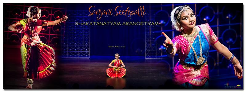 Sanjani's Bharatanatyam Arangetram 2019