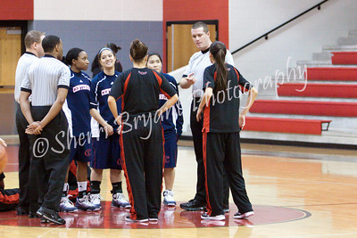 LHS VARSITY GIRLS BASKETBALL 2010/2011