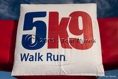 2013 5K9 Run