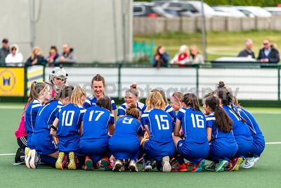 Scotland U18 v England U18