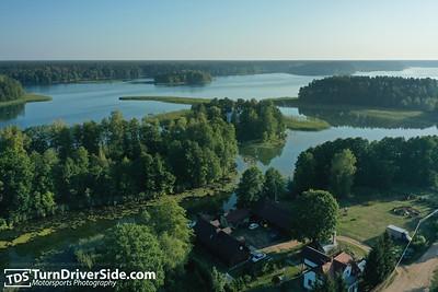 Poland from Air