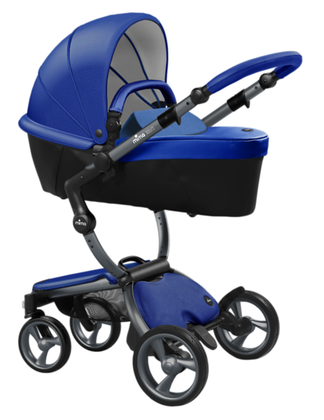 Mima_Xari_Product_Shot_Royal_Blue_Graphite_Chassis_Denim_Blue_Carrycot.png