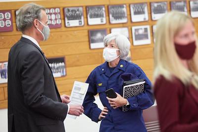 2020 UWL Surge Testing Rear Admiral Nancy Knight CDC