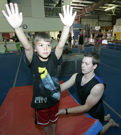 20120605 - Trinity Gym (HRB)