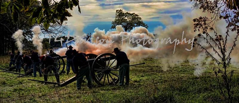 Hainesville Civil War Artillery, 2019