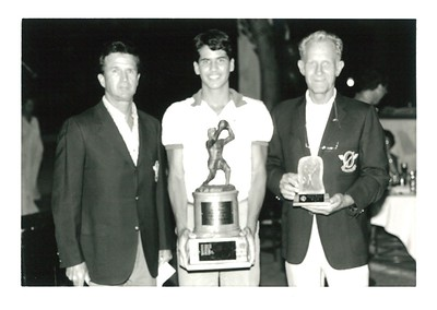 1988 Athletic Awards Banquet 3-28-1988