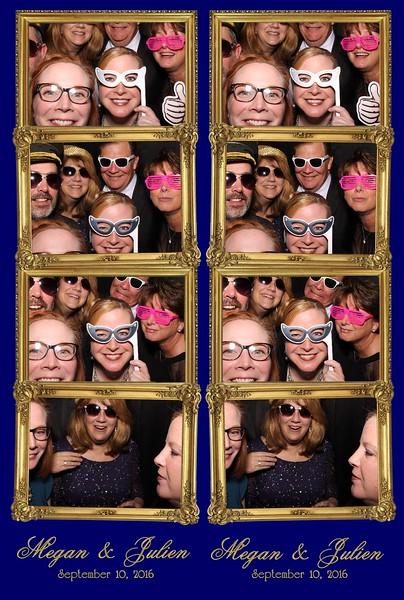 Megan & Julien's Wedding - Sept. 10, 2016