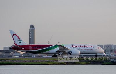 Welcome Royal Air Maroc