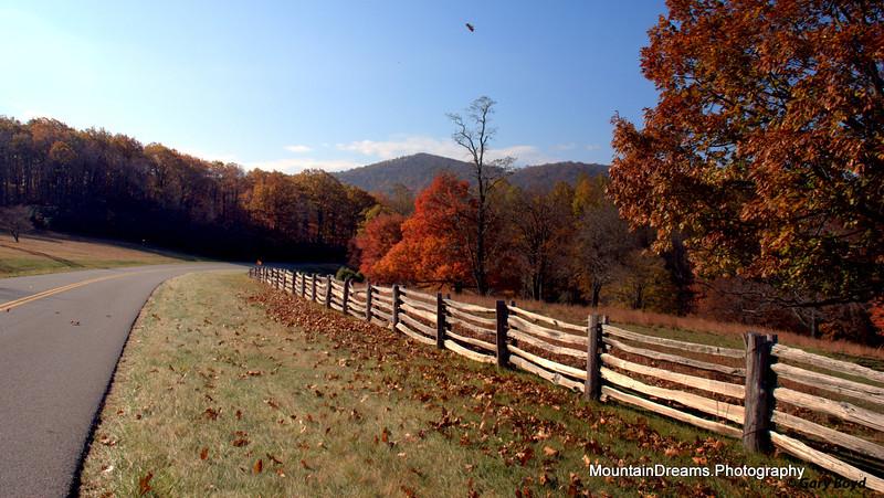 Blue Ridge Parkway, Floyd County, VA