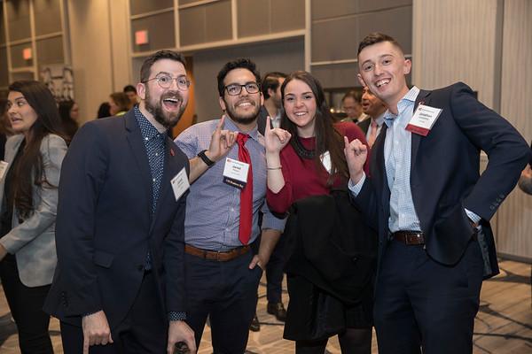 CSU Alumni Reception