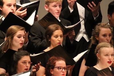 DRAKE FALL Choral Concerts 2018