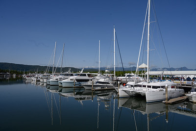 Port Douglas - Marina and Town