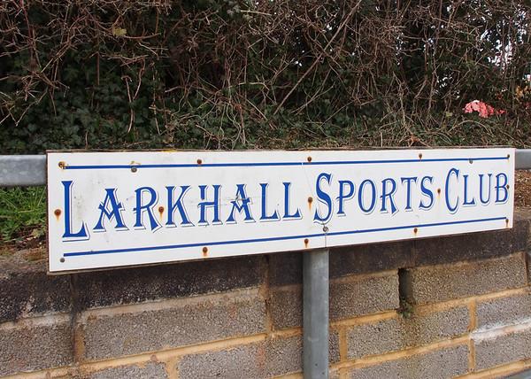 Larkhall Athletic 3 Odd Down 2 - Western League - 29/3/13