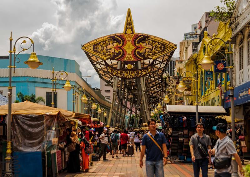 Central Market street vendors