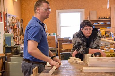 Basic Woodworking 1/17/17