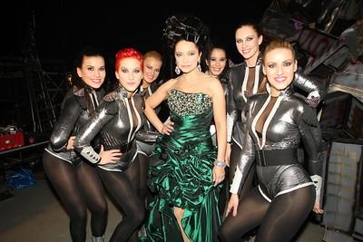 2011-11-21 Semifinale talent 3 - Lucie Bila