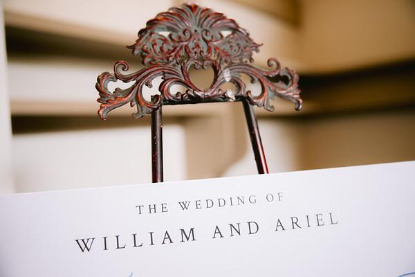 William and Ariel