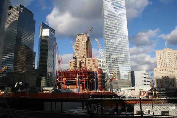 THE FREEDOM TOWER & WORLD TRADE CENTER 12-09