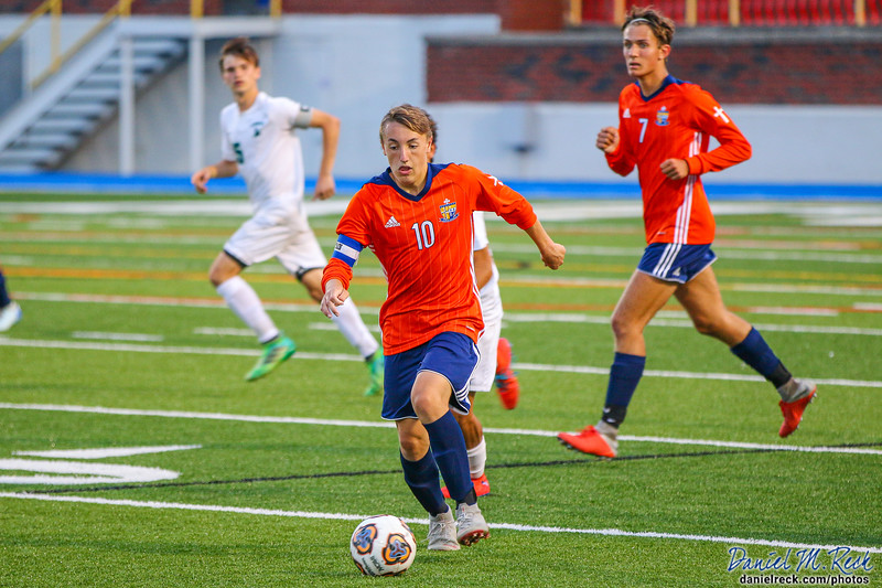 Chargers Boys Soccer vs. Lapeer at Atwood Stadium