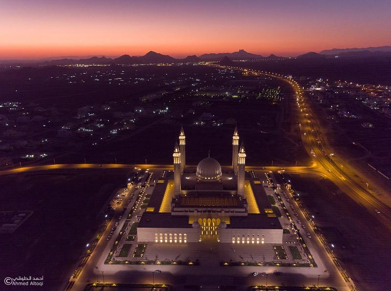 Sultan Qaboos mosqe - Nizwa (3).jpg