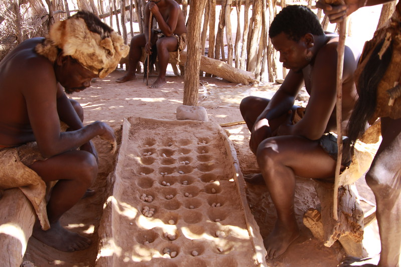 Common game played among Damaras