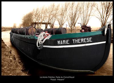 """Le Canal du Midi : """"Route du vin"""""""