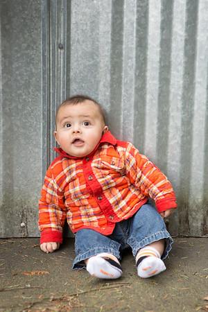 Baby Joseph 6 months