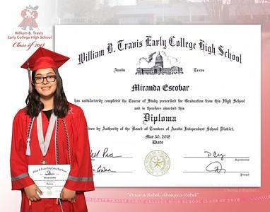 2018 Travis Keedjit Diploma Proofs