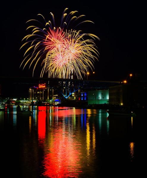 Cleveland Fireworks 2021