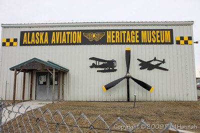 Alaska Aviation Heritage Museum - Anchorage, AK