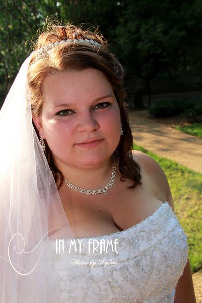 Brittany McMinn's Bridal Portraits