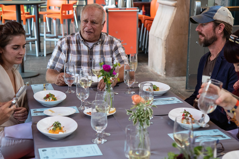 Food for Change Dinner: Relais & Chateaux + Denver