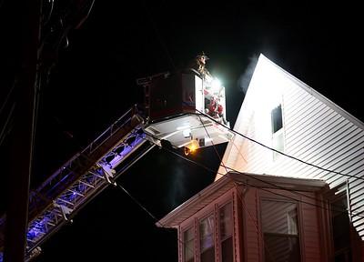 Structure Fire - 15 Richmond Ave., New Britain, CT. - 8/5/21